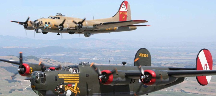 World War II history flies into Carlsbad