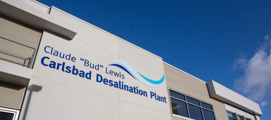 Carlsbad to get additional water from desalination plant