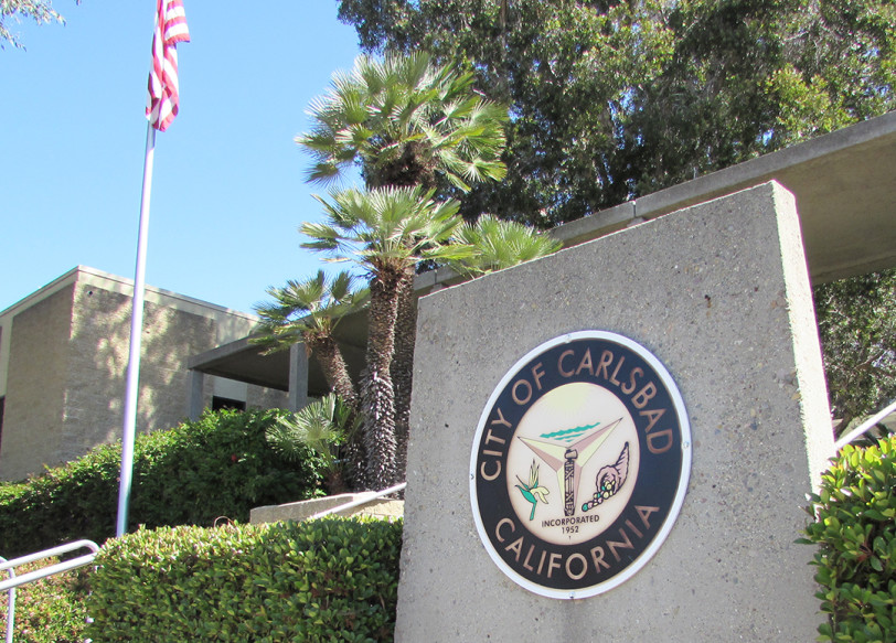 The Carlsbad City Council approves on Tuesday at their regular meeting a resolution encompassing strategies for its six goals developed by city staff since January.  Photo by Steve Puterski