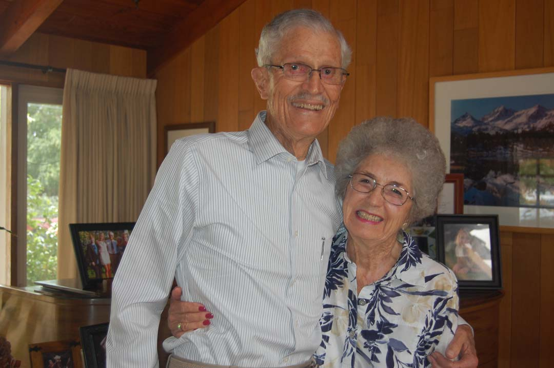 Couple to celebrate 65th wedding anniversary
