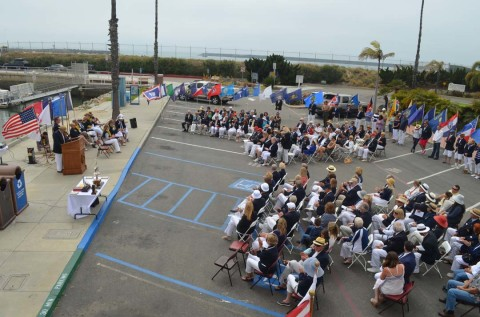 Oceanside Yacht Club opens the sailing season