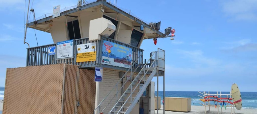 Lifeguard tower to go before Planning Commission