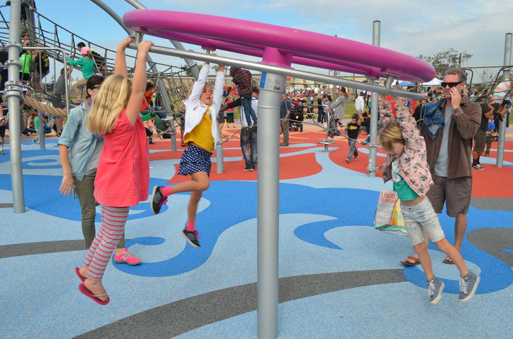Encinitas Community Park a success, report says
