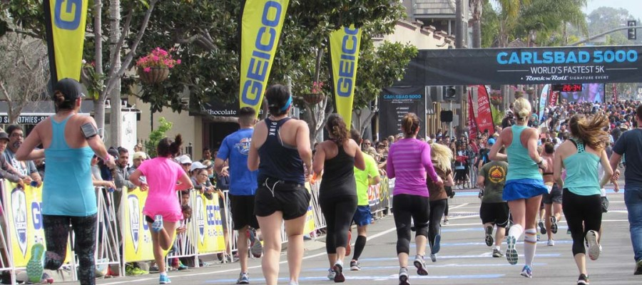Local runners win Carlsbad 5K top divisions