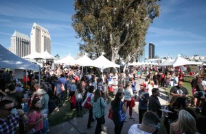 More than 60 events are planned during the five-day non-stop week of the San Diego Bay Wine & Food Festival, beginning Nov. 13. Photo by Frank Mangio