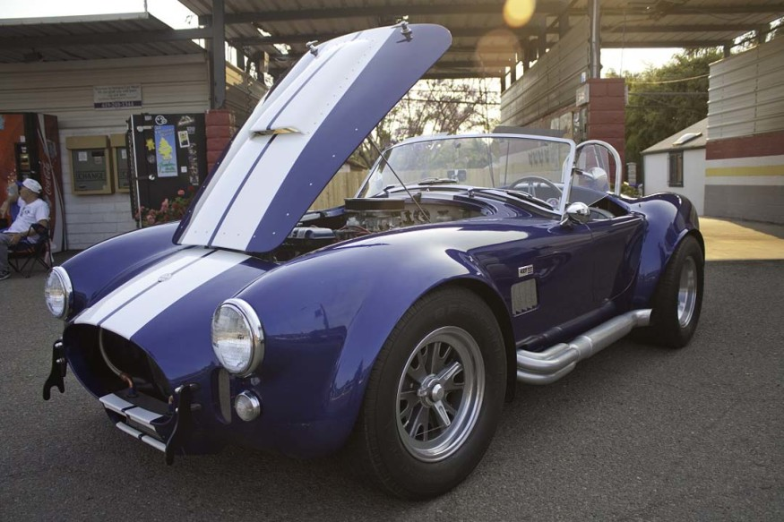 The Encinitas 101 Main Street Association is hoping to find sponsors to help keep Classic Car Cruise Nights going. Courtesy photo