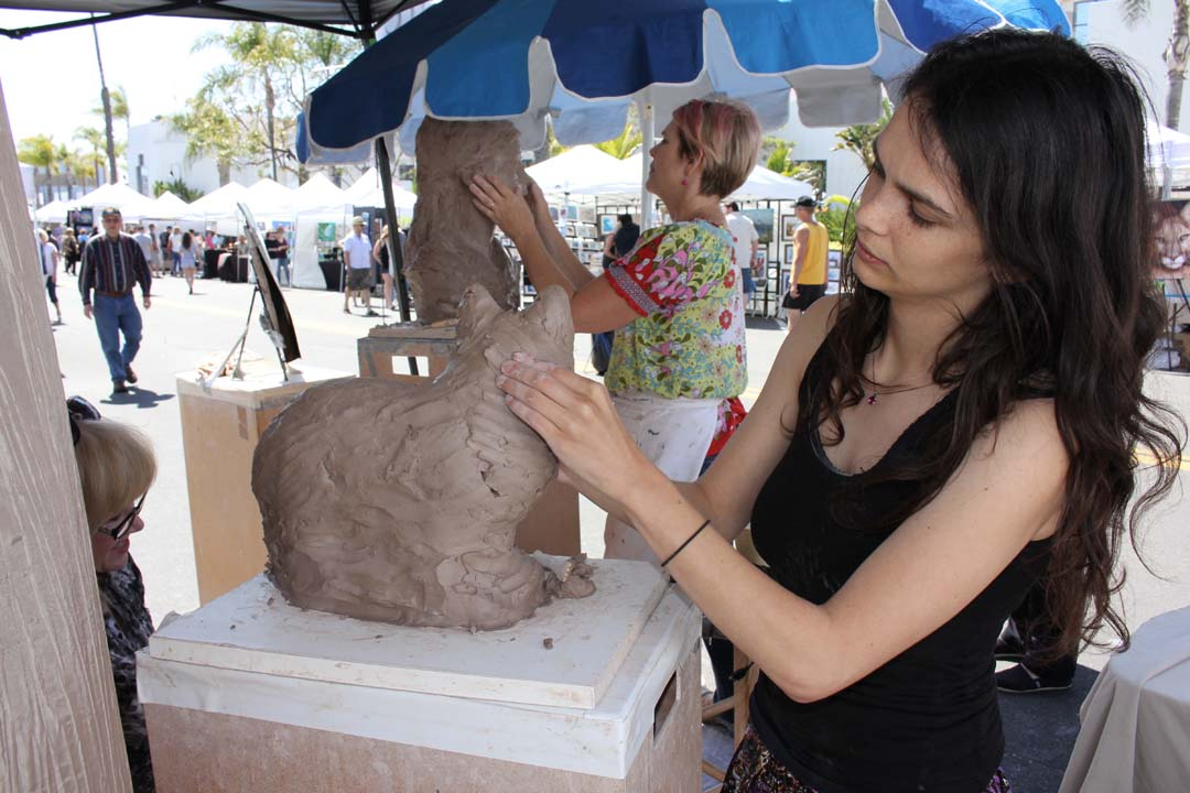 Oceanside Days of Art organizers request financial help from city