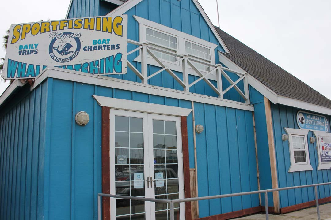 Helgren's Sportsfishing will face competition to renew its lease