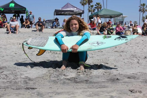 Friends, family host surf fundraiser