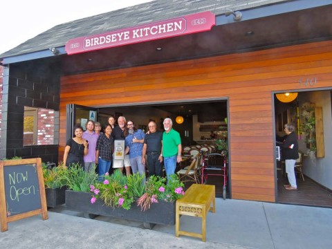Birdseye Kitchen wins Taste of Leucadia Award