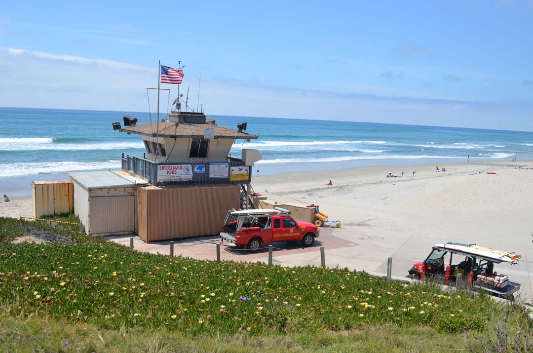 Lifeguard tower gets unanimous Commission approval