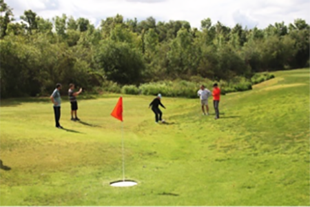 Footgolf finding its footing at golf course