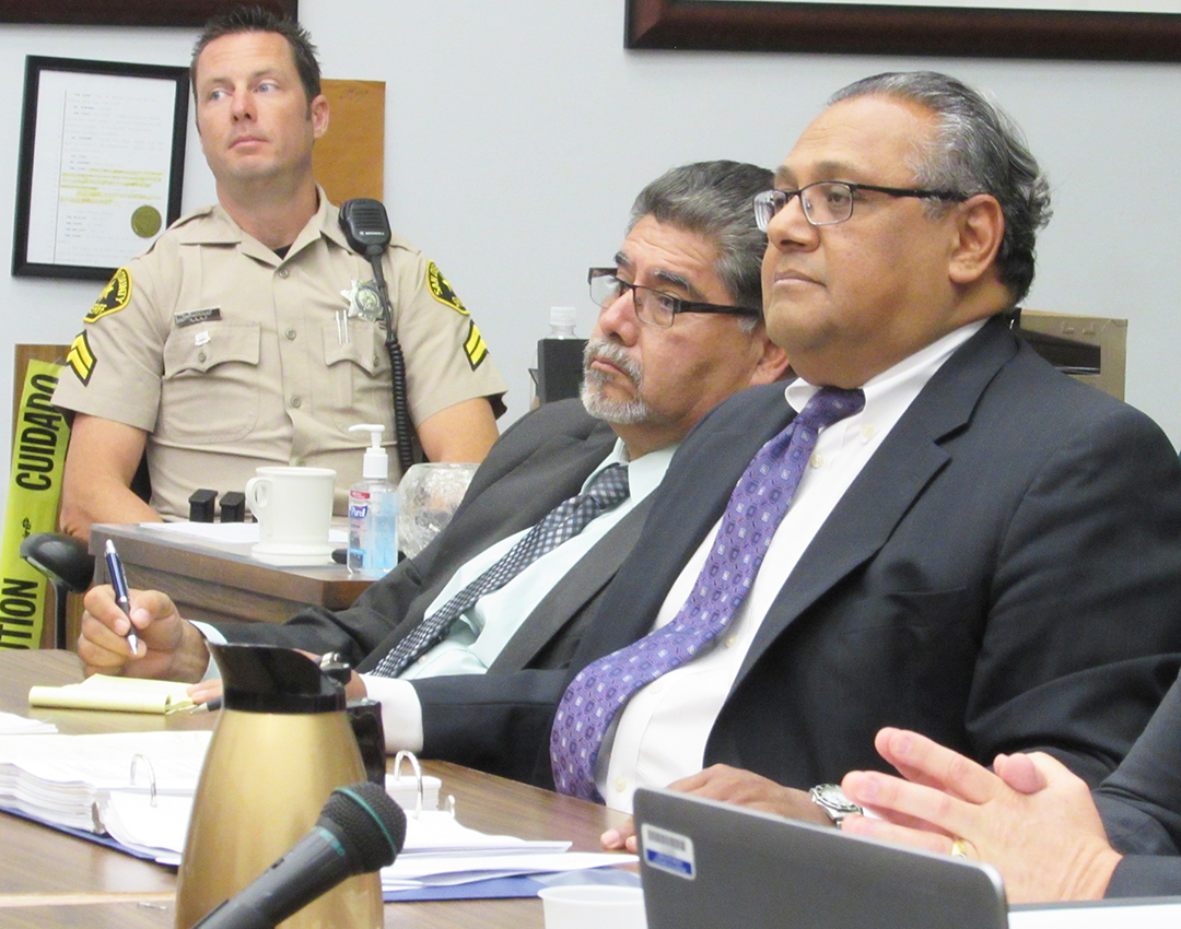 Escondido trustee faces another legal battle