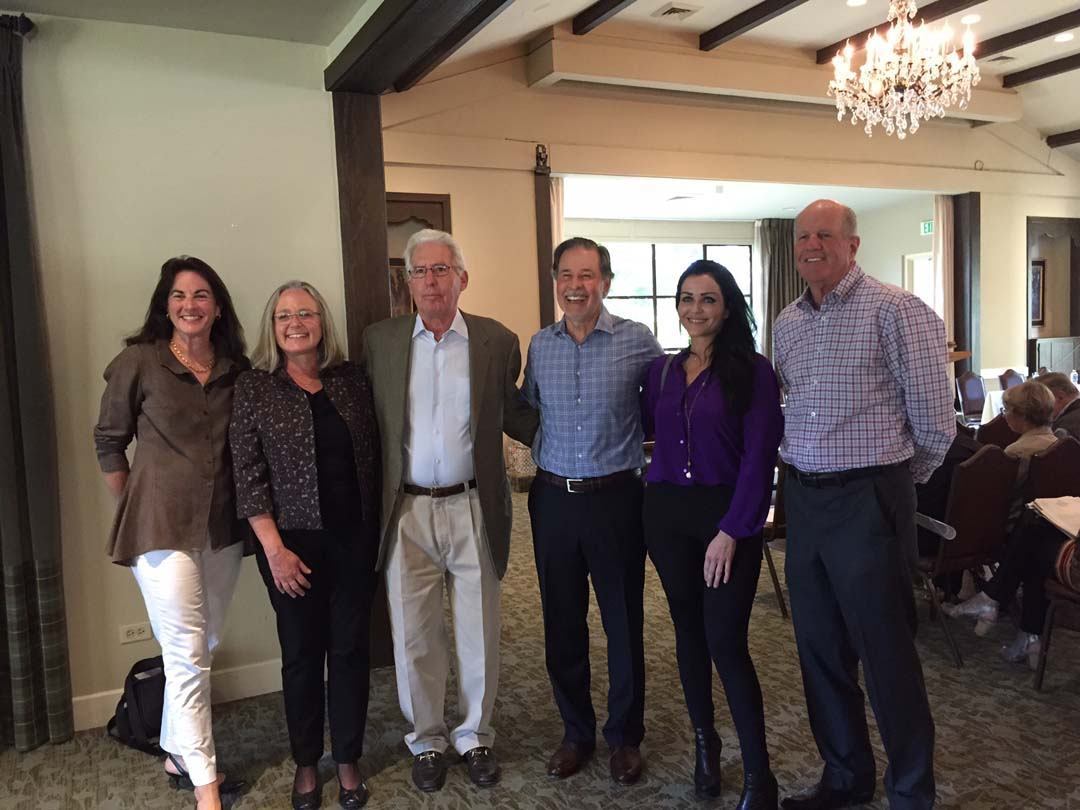 RSFA board candidates give presentations at annual meeting
