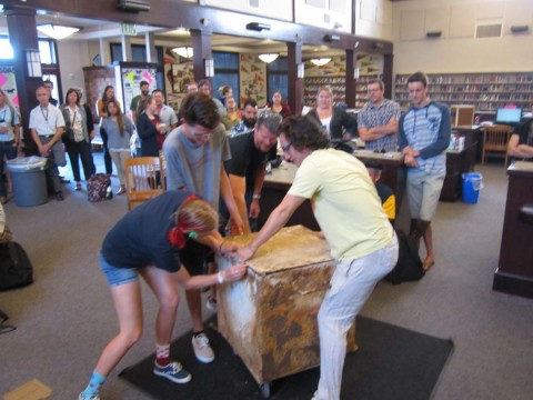 SDA time capsule takes students back to 2000