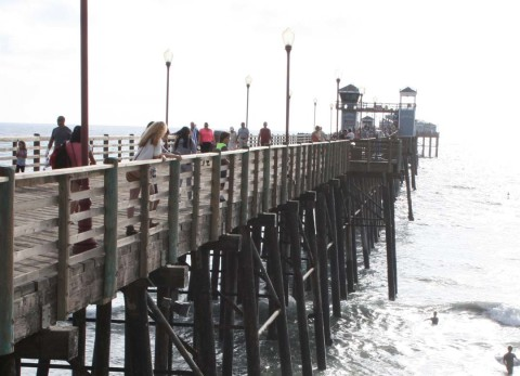 Pier will remain open 24/7