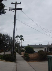 The City Council approves a contract to gauge voter support for a 1 percent sales tax increase that could be used to fund, among other projects, citywide utility pole undergrounding. Photo by Bianca Kaplanek
