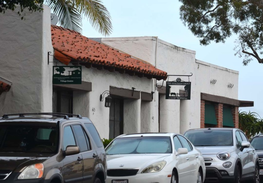 Parking in the Village area of Rancho Santa Fe has been a subject of concern for many businesses. But based on results from a recent survey, merchants say they aren't interested in participating in an off-site parking pilot program. Photo by Tony Cagala