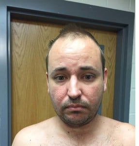 San Marcos resident Edward Andrew Long, 38, is arrested in Las Vegas, Nev. On June 21. Courtesy photo