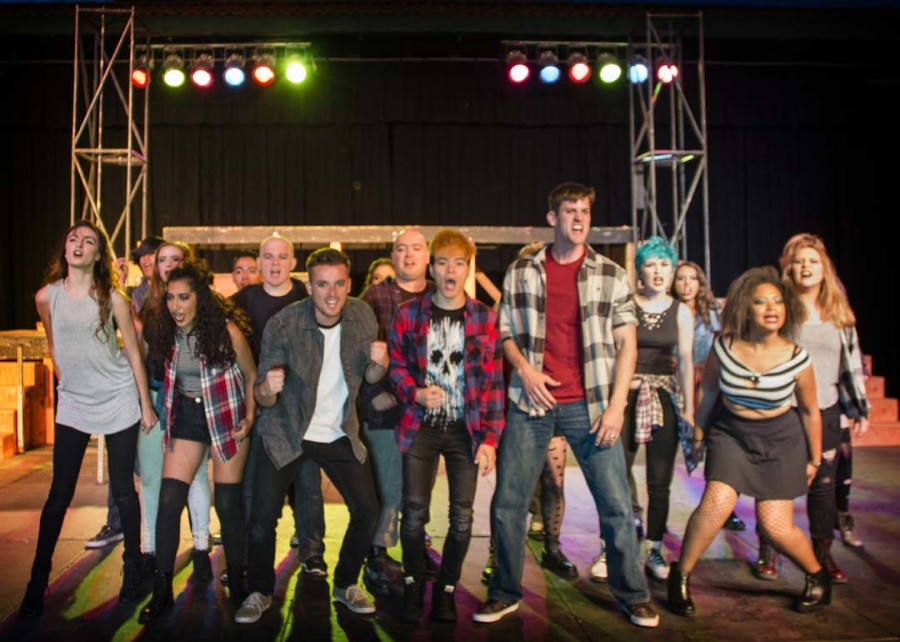 Playhouse departs from normal material with 'American Idiot'