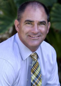 After three years serving as principal at Torrey Pines High School, David Jaffe is selected as the new superintendent of the Rancho Santa Fe School District, pending board approval. Courtesy photo