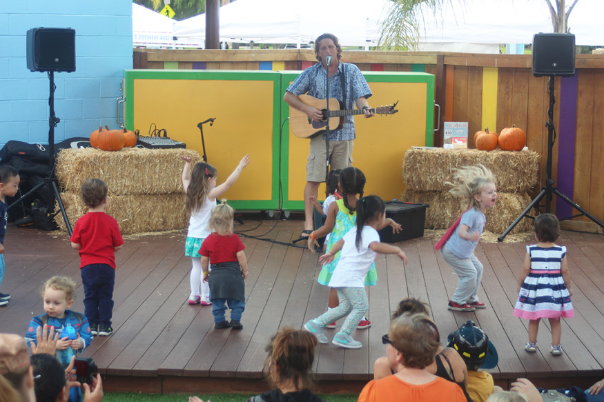 The San Diego Children's Discovery Museum will host its Summer Concert Series on Friday and third installment of its Roots Series Saturday. Courtesy photo