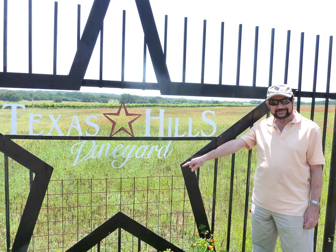 Taste of Wine: There's wine in them there Texas hills