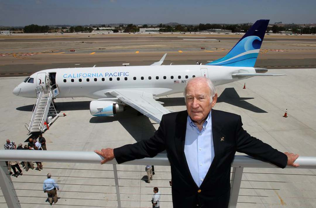 Local investors sought to help North County airline take off