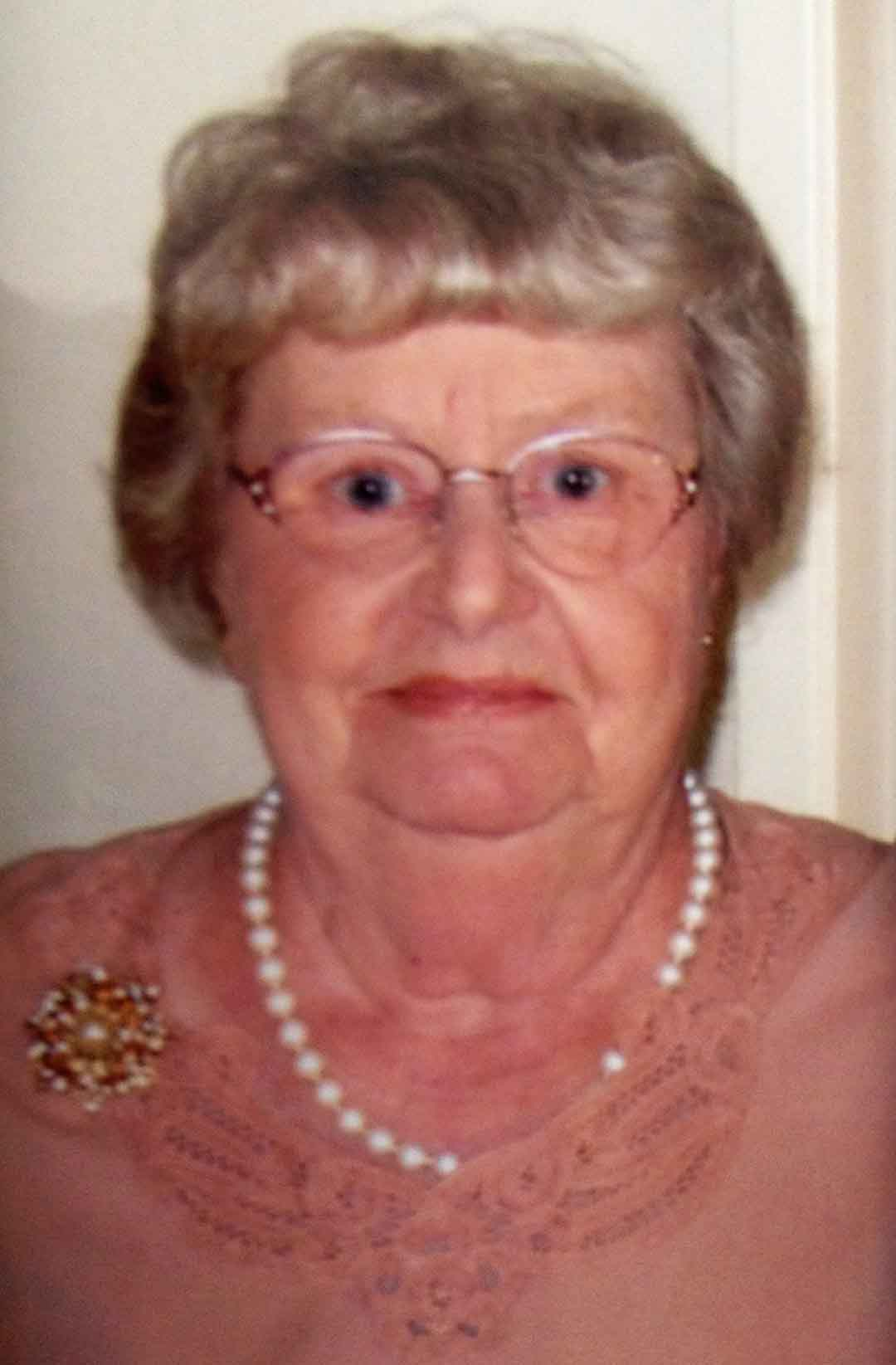 Josette Campbell Gruber ~ May 18