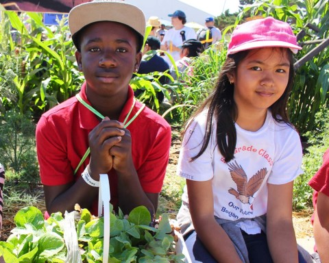 Students participate in San Diego County Fair