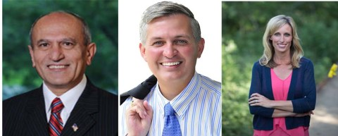 Roberts fends off character attacks by Abed, Gaspar in race for supervisor seat
