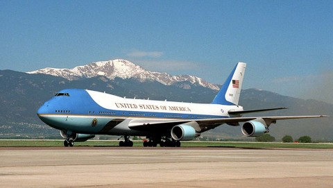 Carlsbad's ViaSat to provide Internet services for Air Force One