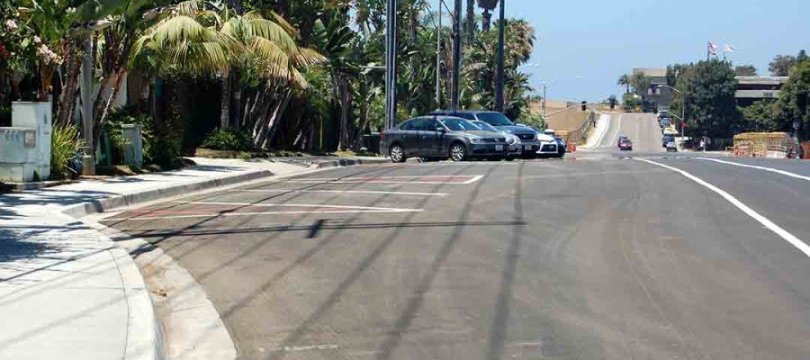 Del Mar's paid parking decision was put on hold
