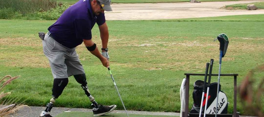 Play golf to help heal our heroes