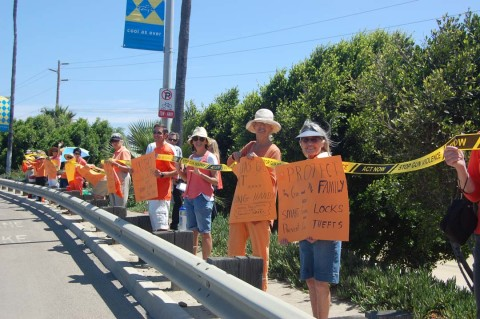 Residents rally for gun violence prevention
