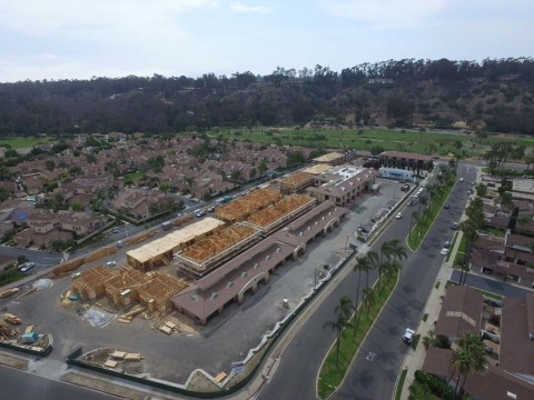Palma de la Reina project in its last phase
