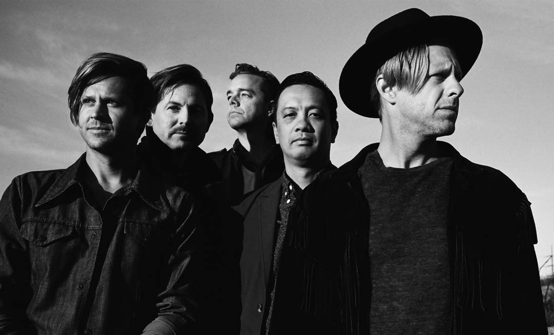 Switchfoot manages to find light amid dark time