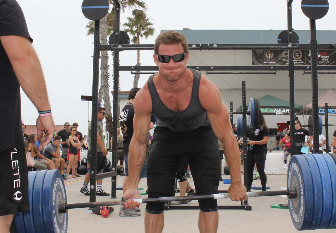 Police and Firefighter Fitness Throwdown heats up