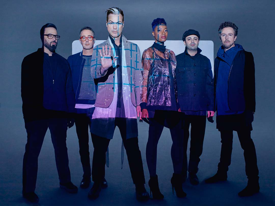 Fitz and the Tantrums seen in a new light