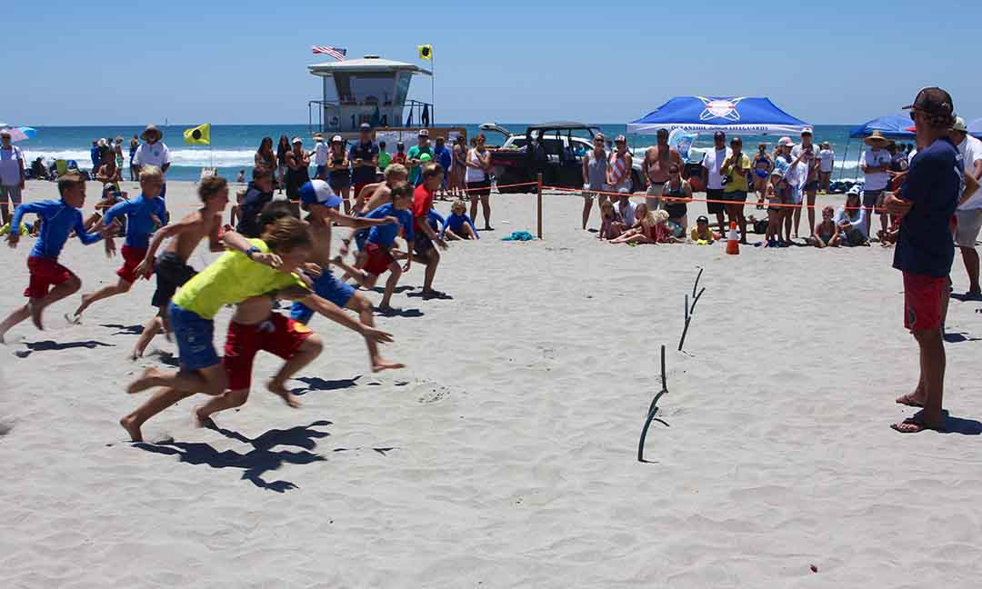 Junior Lifeguard Competition shows off skills learned