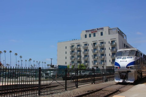 Oceanside chugs along with railroad safety improvements