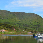 Beautiful scenery abounds in and around Cheticamp, an island of Acadian culture on Cape Breton, Newfoundland. (Photo by Jerry Ondash)