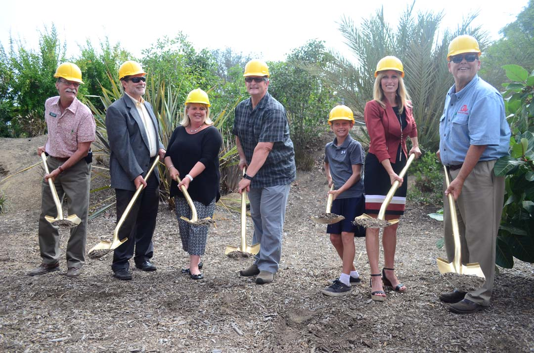 Botanic Garden breaks ground on new conservatory