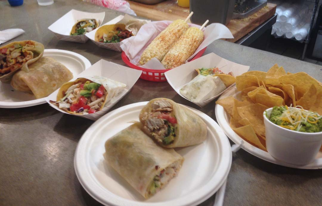 Lick the Plate: Taco Stand in Encinitas is all the rage