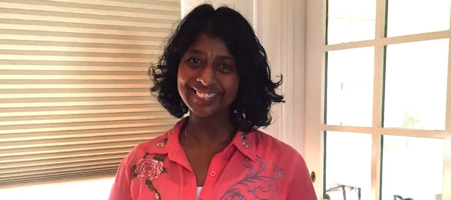 Nadarajah discusses natural healing at RSF Senior Center