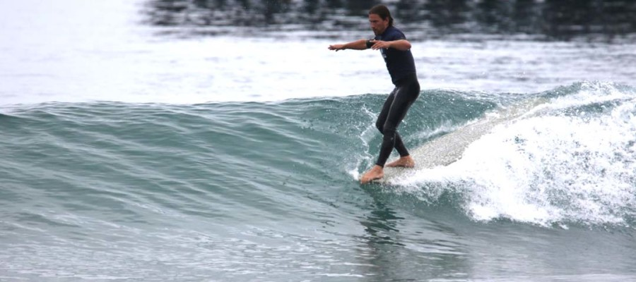 Annual longboard contest brings three days of aloha to O'side