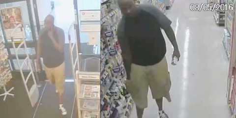 Sheriff's detectives seeking help in finding suspect