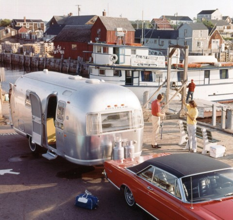 There's nothing more American than an Airstream trailer