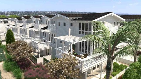 Final beach townhomes released for sale at Village 201 by the Sea in Carlsbad