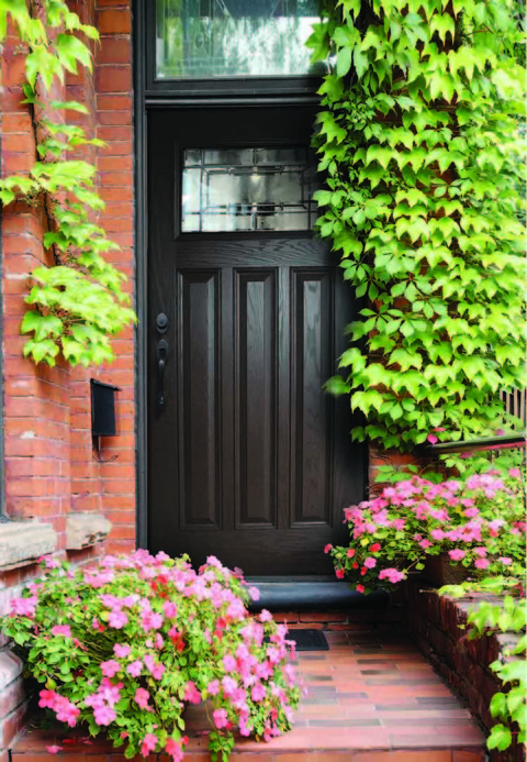 Custom door replacement  made simple, precise and effective